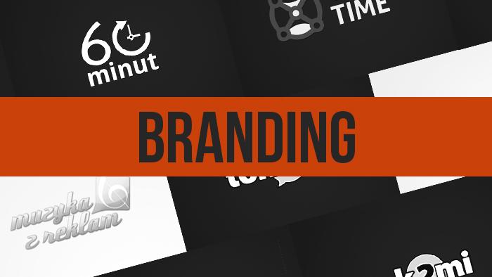 Projekty branding