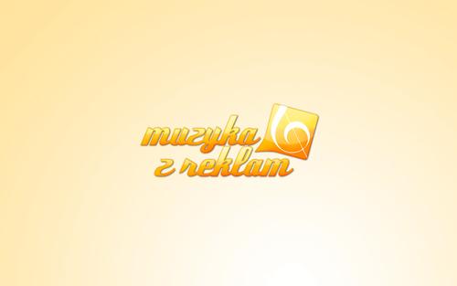 Logotyp muzyka z reklam