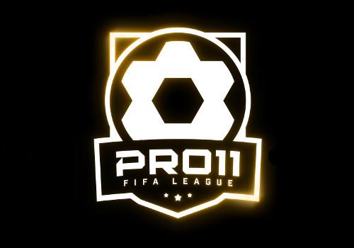Logotyp PRO11